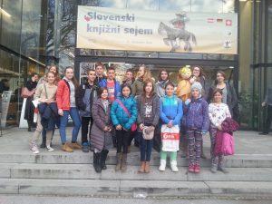 Knjigovanje in Slovenski knjižni sejem