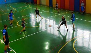 Šolsko tekmovanje v nogometu