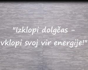 """Glasovanje filma """"Izklopi dolgčas, vklopi svoj vir energije!"""""""