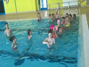 Prilagajanje na vodo