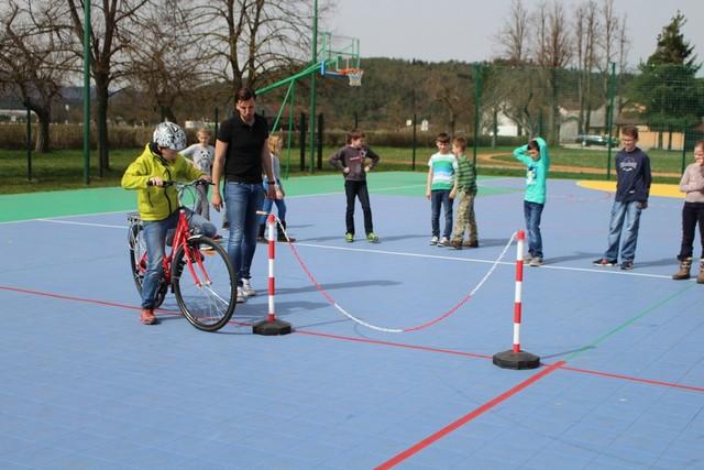Regionalna podelitev priznanj za sodelovanje v projektu Varno na kolesu