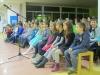 Koncert učencev OŠ Prestranek in okteta Bori
