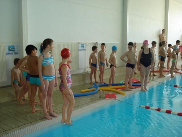 20-urni plavalni tečaj je opravljen