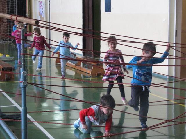 Športni poligon za vrtčevske otroke