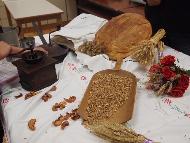 Tradicionalni  slovenski  zajtrk  in  projekt  »kuhnapato«  na osnovni  šoli  in  v  vrtcu  Prestranek