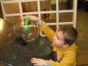 Mravljice in Ježki na obisku v Hiši eksperimentov