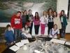 Prestranški osnovnošolci na obisku v muzejih v Lju...